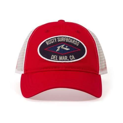 RDM Circle Diamond Hat
