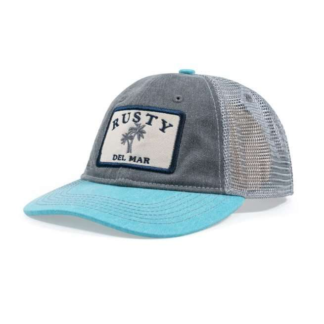 Stop on by Palms Hat Rusty Del Mar