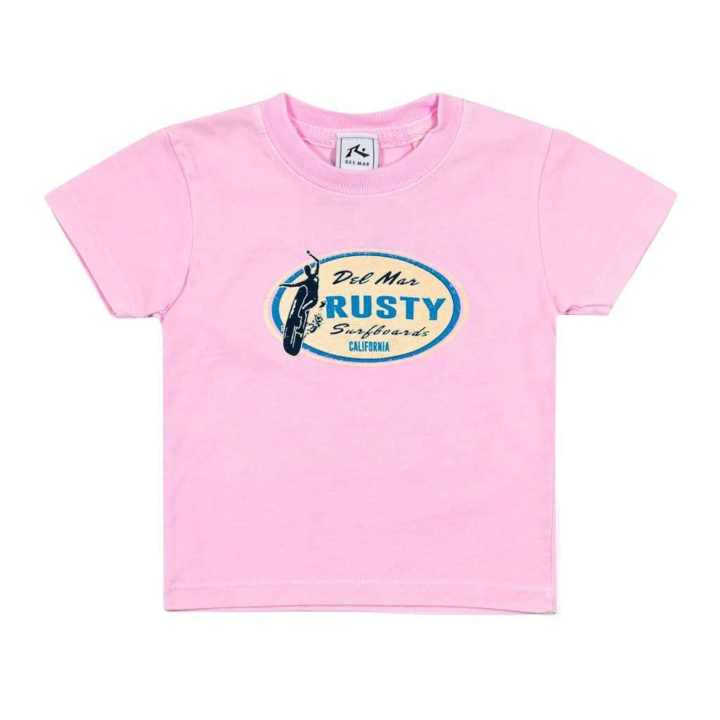 Electorate Toddler T-Shirt in Pink